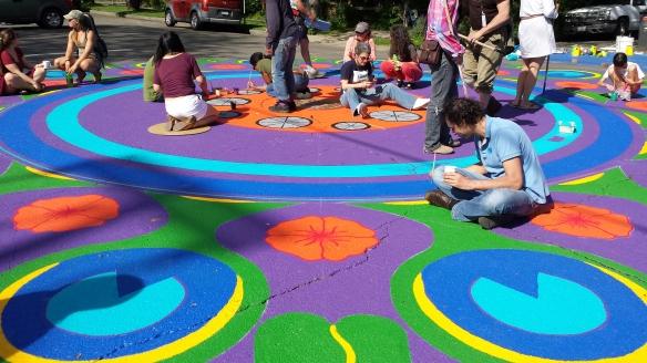 Street paint 5